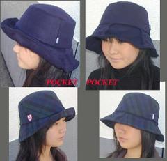 【紙・旧】POCKET フルサイズパターンとガイド