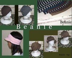 【PDF PW】Beanie 52~62サイズセット