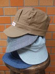 【紙】Work cap こども&大人サイズセット
