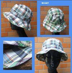 【PDF DL】W-HATパターンセット