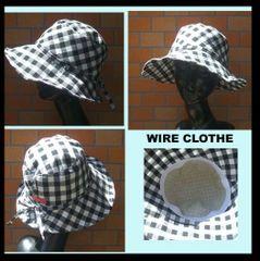 【紙・旧】WIRE CLOTHE パターンとガイド