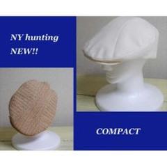 【紙】NYハンチング COMPACTパターンとガイド