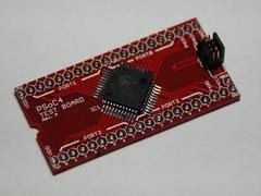 PSoC4 テストボード[QFP44][Rev.A]