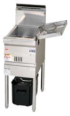 新品送料無料涼厨フライヤー低油量タイプ