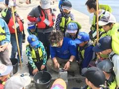 SS211 サバイバルキャンプ(海編)(1泊2日)4月1日(木)~2日(金)