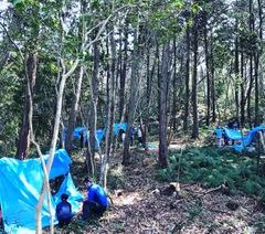 KS213 サバイバルキャンプ(森編)(1泊2日)5月29日(土)~30日(日)
