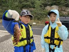 SO212 海釣りキャンプ 9月11日〜9月12日(1泊2日)2年生〜6年生