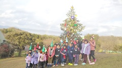 KW201 サンタDEクリスマスキャンプ(1泊2日)