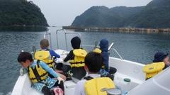 MM216 船で行く 無人島探検 海を知り尽くすキャンプ 8月12日〜8月13日(1泊2日)2年生〜6年生