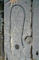 Spindles TOP Puka Necklace No,3