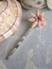 Miterella Kahelelani Flower hairpin No,8