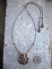 Owenii flower Top Necklace