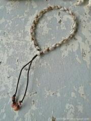 Zakuro shell Bracelet No,8