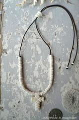 Heart Cross TOP Necklace