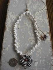 Engina TOP white Mongo Necklace 2