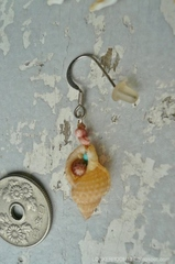 Bursa granularis in shell pierce No,1
