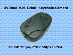 DVR808 #26 1080P キーレス型カメラ