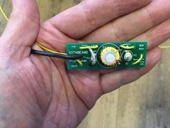HF帯エンドフェッドアンテナ用チューナーキット