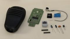 ボイスキーヤー付きMH-31互換マイクロフォンキット