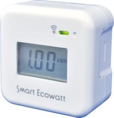Smart Ecowatt 無線式電力量計測器(100V用)