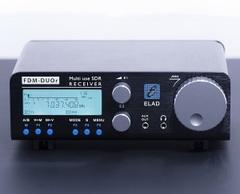 FDM-DUOr SDRレシーバー(FM放送バンド用フィルタ装着機)