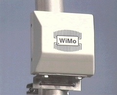 PA-13R 2400M帯用平面型アンテナ