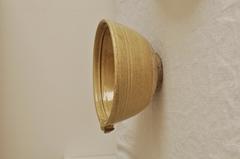 【2370】黄瀬戸 片口の鉢