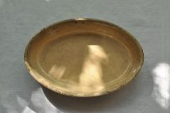【1748】美しいオーバル皿・グラタン皿 24.5cm