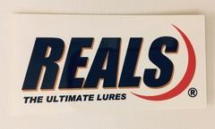 REALS オリジナルステッカー(UVカットグロス)