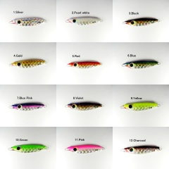 Rude the R-23(23g-65mm) Slow Casting Jigs