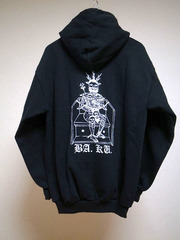barrier kult sweat parka