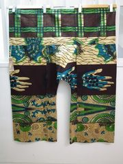 softs x ilich african batik big thai pant