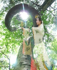 玉依姫 神代の巫女 (ヒーリング)