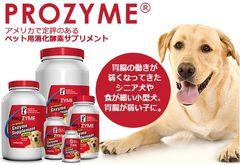 PROZYME(プロザイム)ペット消化酵素454g