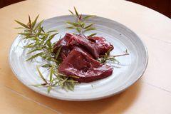 『丹波産』天然日本野生鹿肉 内臓ミックス【200グラム】
