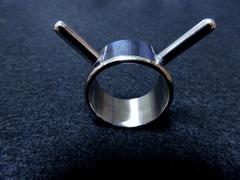 ◆ 鉄麒麟  ◆  てつきりん 内径23.4mm