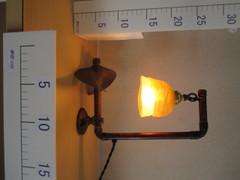 スクリュー、銅パイプ №980
