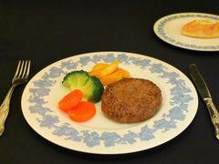 ウェッジウッド クイーンズウェア 特大ディナー皿 ホワイト