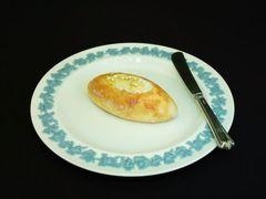 ウェッジウッド クイーンズウェア  パン/ライス皿 ホワイト