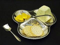 トレフォイル・ディッシュ+チーズスクープ