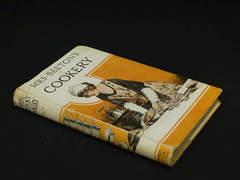 超レアなカバー付きミセスビートンのクックリー(1923年版)