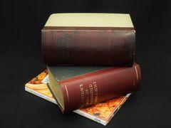 超レア!ミセスビートンの家政書(1888年版&1948年版)+約100年後のミセスビートンの本を付けて♡