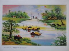 ベトナムの雑貨・メッセージカード