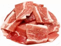 SPF豚焼肉用200g