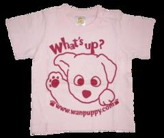 半袖Tシャツ What's up! ピンク