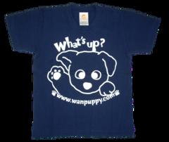 半袖Tシャツ What's up! ネイビー