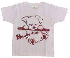 半袖Tシャツ てつぼう  ピンク