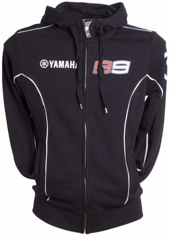 ヤマハ公式 ロレンソデザイン パーカー ブラック 2XLのみ