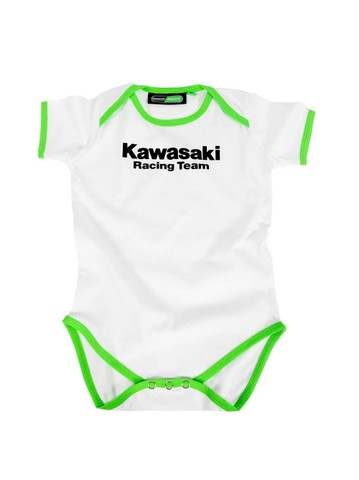 ベビー! kawasakiレーシングロンパース