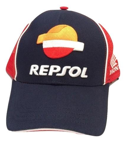 レプソルホンダ レッドトラッカー キャップ 19